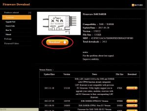 Frsky Website Download Firmware 3