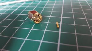 RP-SMA Connector met pin
